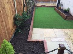 artificial grass project 7