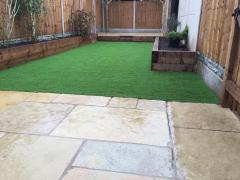 artificial grass project 8