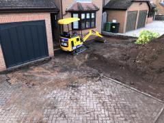 driveway project 2-3