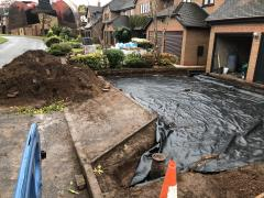 driveway project 2-4