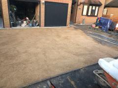 driveway project 2-6