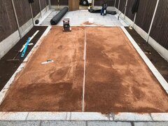 articial turf prepearation